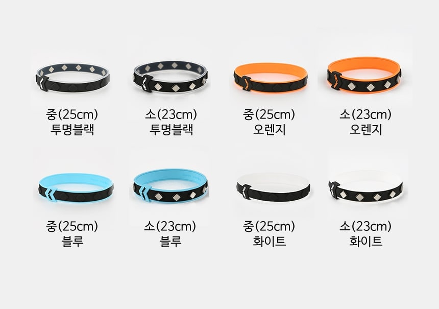magnetic silicon ancle band kinds
